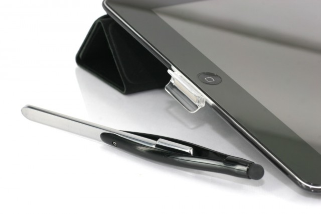 Could the iPad Pro come with a stylus. Photo: Xstylus