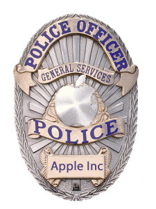 apple-police-badge