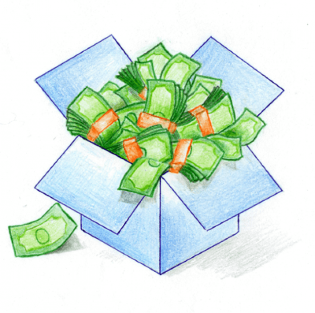 Dropbox-cash-box