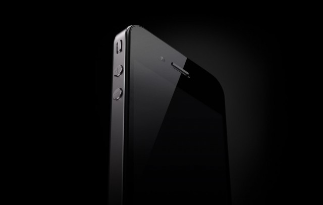 iPhone 4 dark