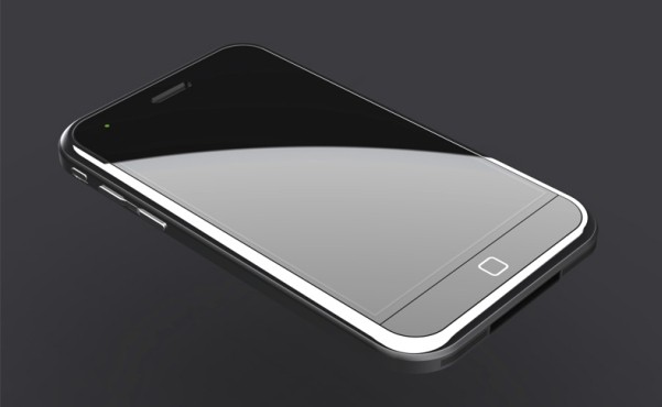 Here's another possible design for the next iPhone