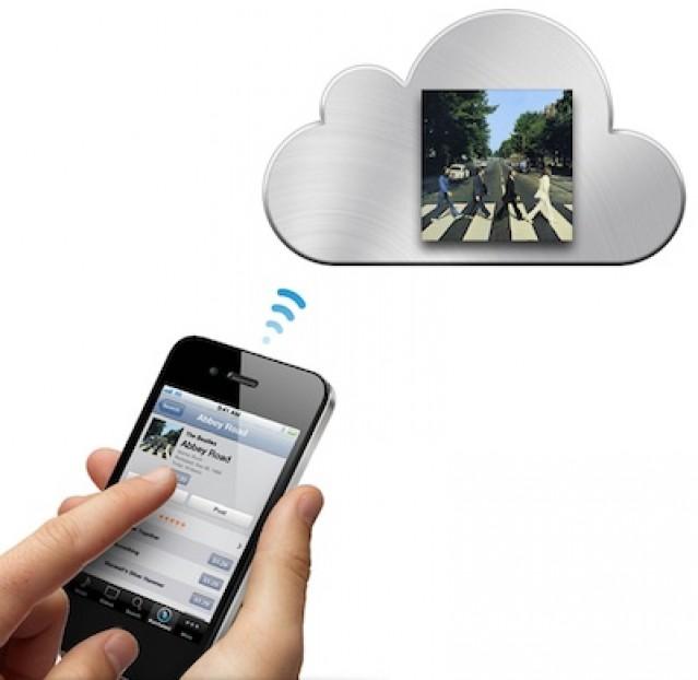 iCloud-iPhone