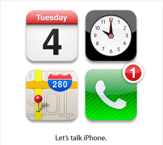 Apple's official invite to next Tuesday's iPhone event has a hidden meaning.