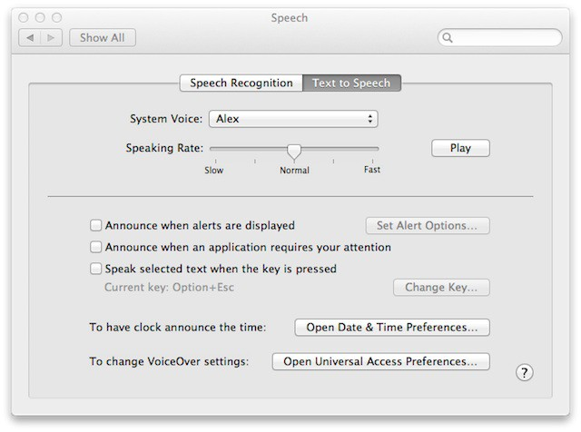 Discover New English, Foreign And Novelty Text-To-Speech Voices in