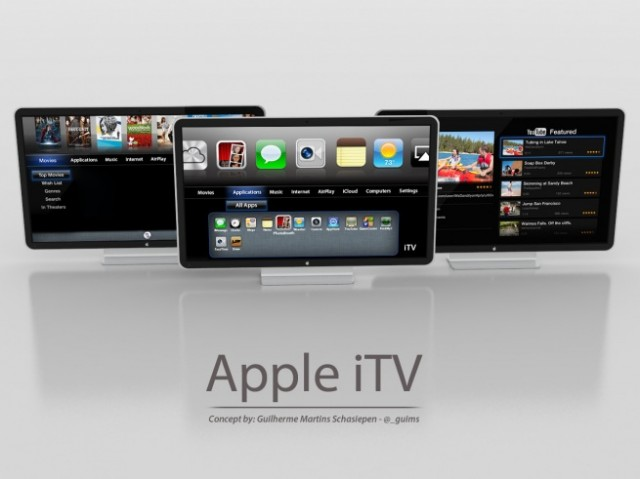 Analyst 60inch Apple iTV to launch this year