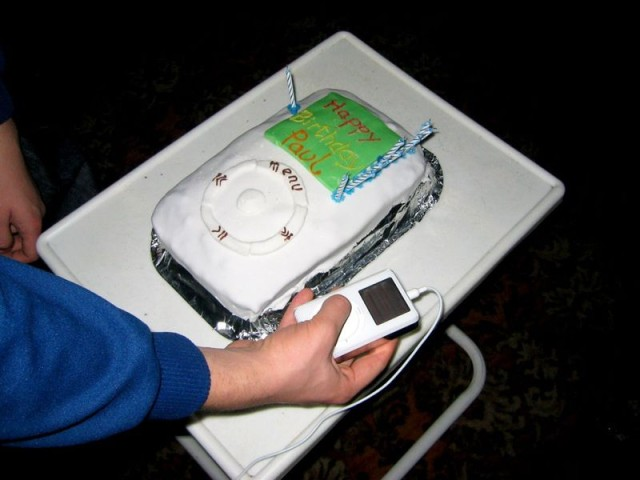 iPod cakes are all the rage. Photo: Paul Gault/Flickr CC