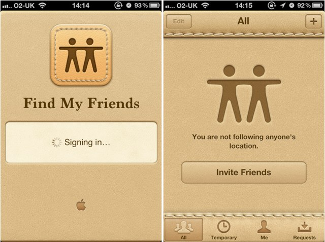 Apple Launches Find My Friends Ahead of iOS 5 Release, But