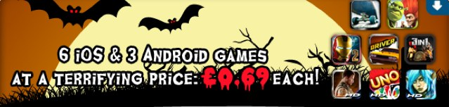 Gameloft-Halloween-sale