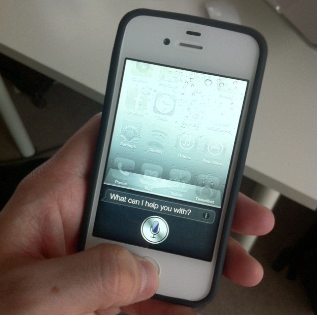 Fully Functional Siri Arrives On Jailbroken Iphone 4 Via Cydia Video Update Cult Of Mac