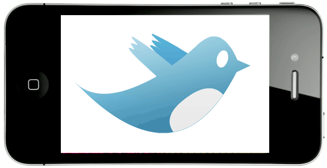 iPhone-4-Twitter