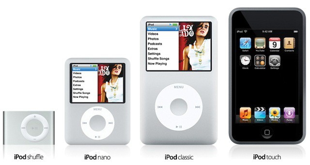 An illustrated history of the iPod and its massive impact   Cult of Mac