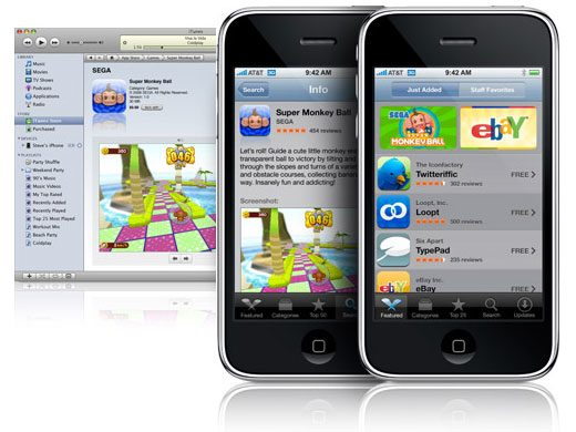 app store on iphone the evolution of ios looking back at ios through the 7846