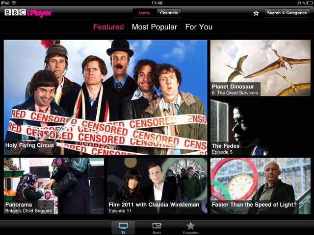 The BBC in my pocket