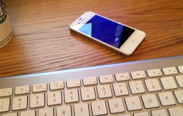 iPhone-by-keyboard