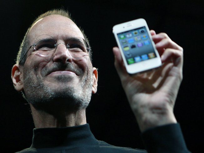 Devices like the iPhone came out of Apple seemingly fully-formed.