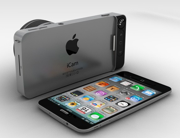 iCam with non-existant iPhone