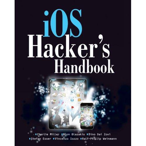 iOS-hackers-handbook