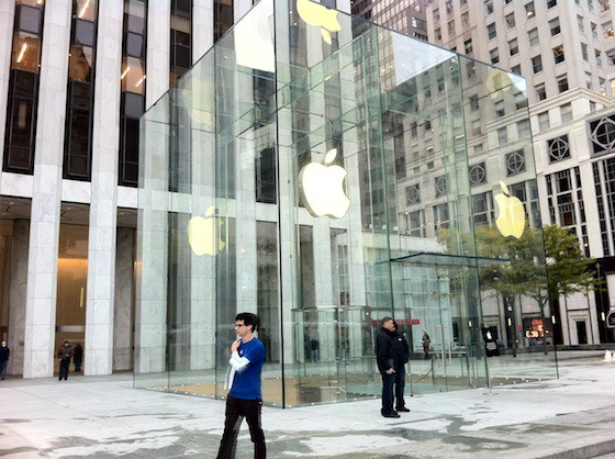 fb7fa0fa4e3 Apple s Redesigned 5th Avenue Store Is Revealed!  Before After ...