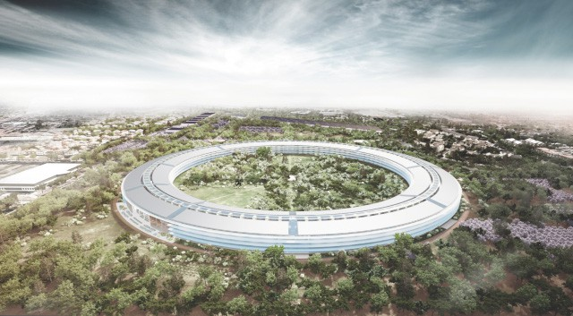 Apple Mothership HQ
