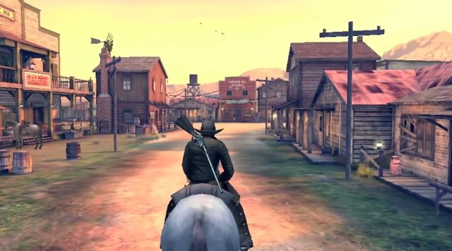 Gameloft Releases New Trailer For Wild West Adventure Six