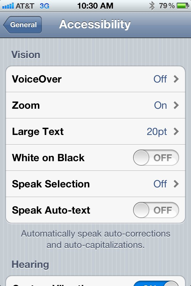 Zoom Features That Help When You Lose Your Reading Glasses