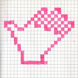 Check Out Susan Kare's Original Graph Paper Designs For Classic ...