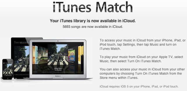 iTunesMatch