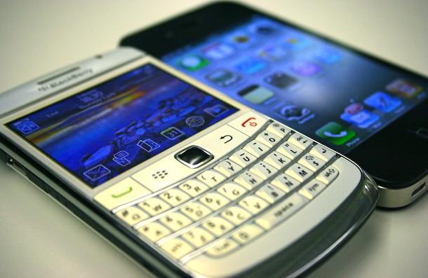 iphoneblackberry
