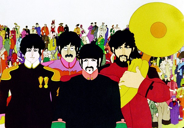The Beatles' Yellow Submarine Is Free On iTunes | Cult of Mac