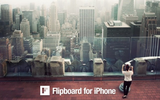 Flipboard just keeps getting better and better.