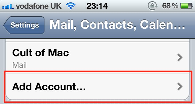 setting up gmail on iphone set up gmail the right way and new mail pushed to 18003