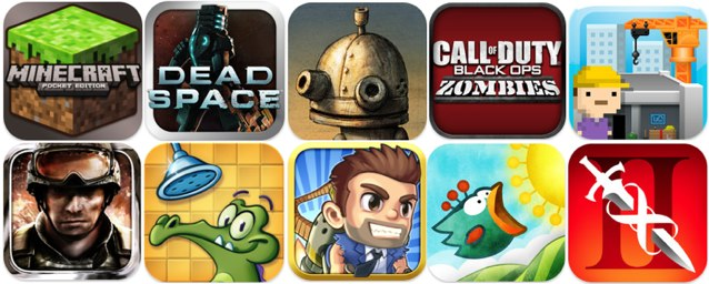 Here Are Your Top 10 Ios Games Of 2011 Now Choose Your