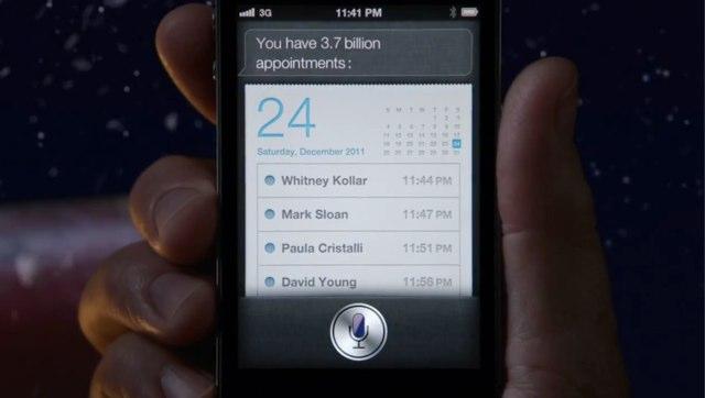Santa-calendar-Siri-ad