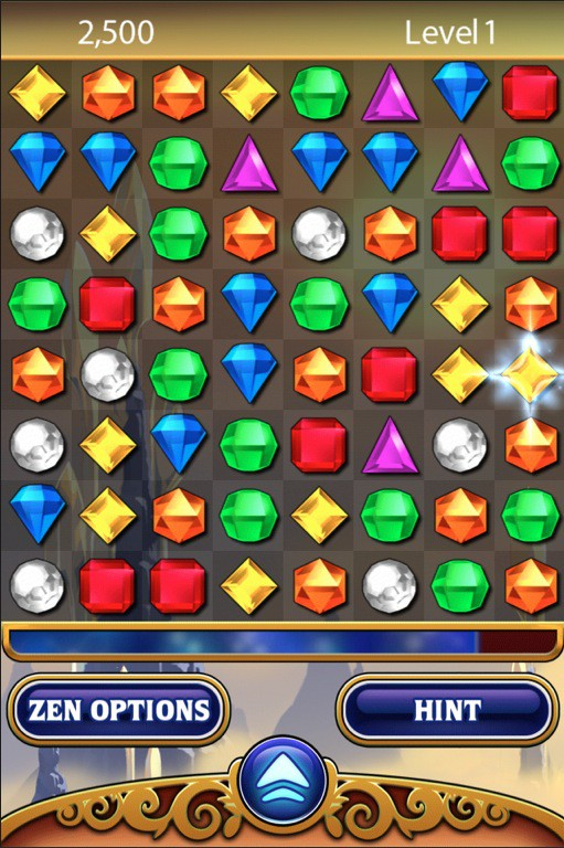 Apple Offering Bejeweled iPhone Game For Free On Facebook