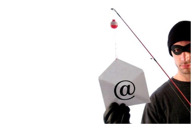 Bait ready? Let's go phishing. Photo: TRUSTe