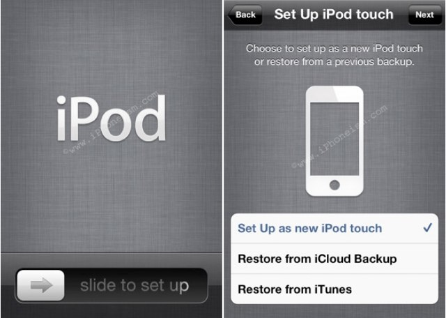 Get Started With Your New iPod Touch — The Right Way [Setup