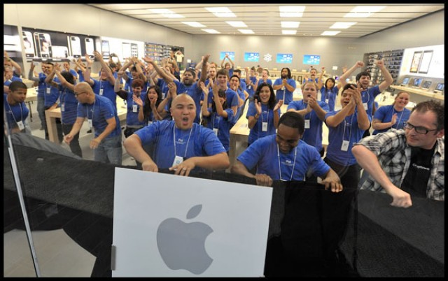 It looks like they're having fun, but Apple's secret rules are nothing to smile about.