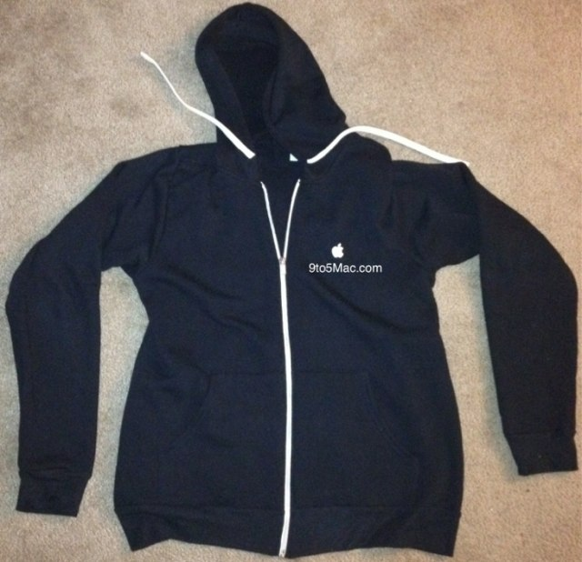 Apple-employee-hoodies