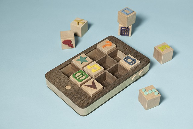 Wood iphone 3