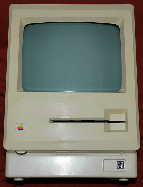 Rare 128k Mac Prototype Surfaces With 5 25 Floppy Disk