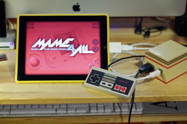 NES-controller-iPad