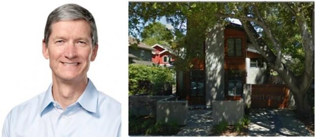 Tim Cook S House A 2 400 Square Foot Palo Alto Condo