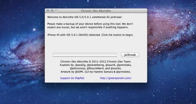 Absinthe Mac app