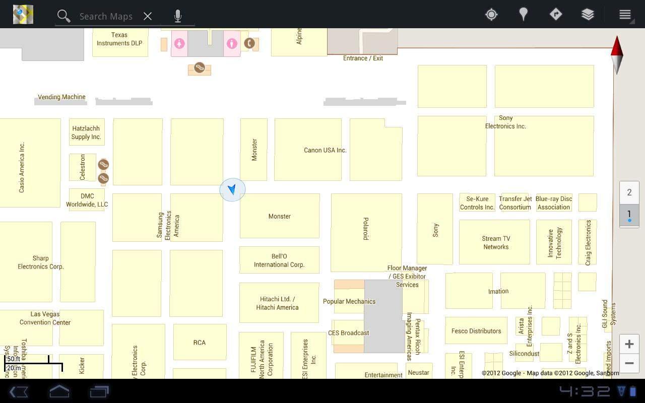 googleindoormaps