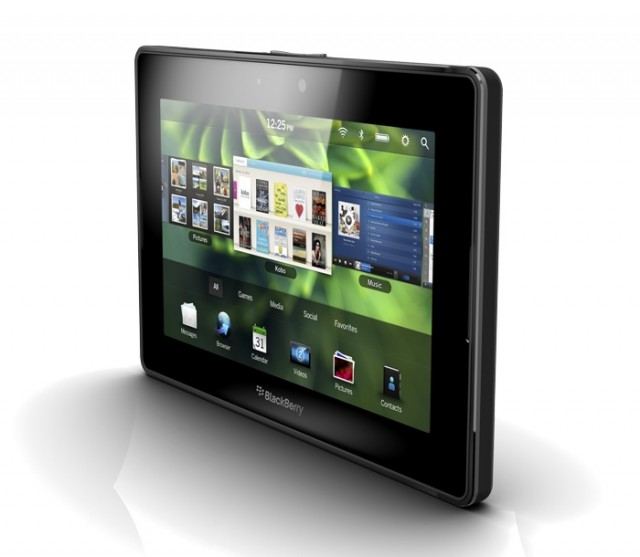 RIM's BlackBerry PlayBook