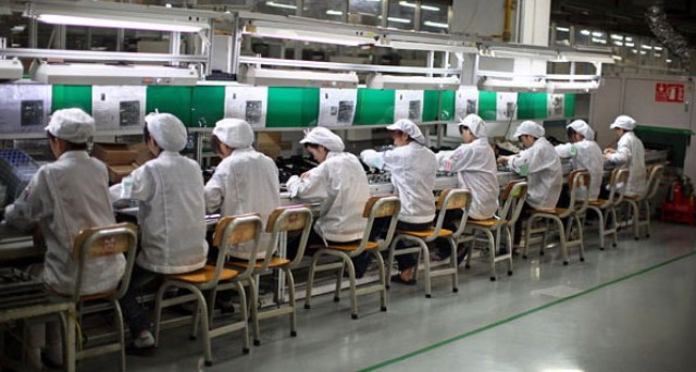 iOS devices could get their own manufacturing plants as they continue to grow in popularity.
