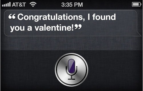 Siri-valentine