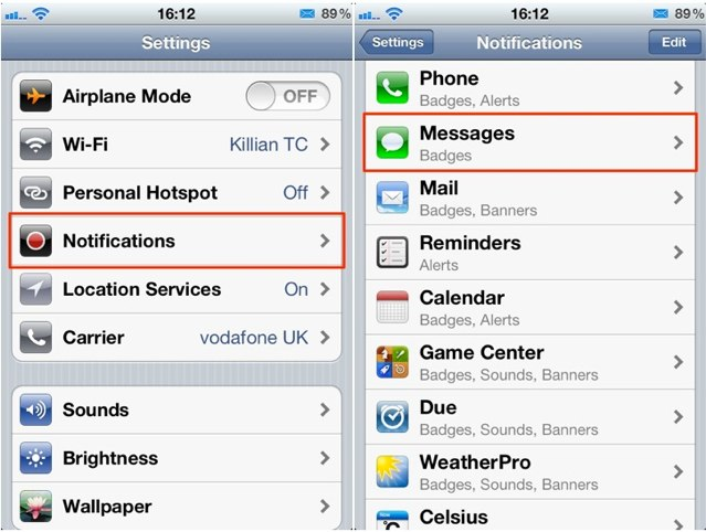 Turn Off Repeated Alerts For Messages On Your iOS Device
