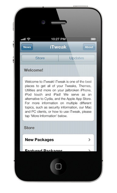 iTweakStore Promises To Be An Amazing Cydia Alternative