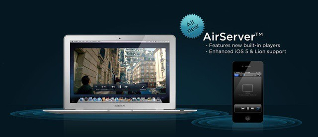 AirServer, along with the new AirParrot app, brings Mountain Lion's AirPlay to your current Mac